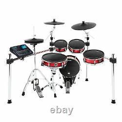 NEW Alesis Strike KitEight-Piece Professional Electronic Drum Kit Mesh Heads