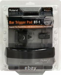 NEW ROLAND Trigger Pad BT-1 Electronic Drum Accessory Bar Pad from japan