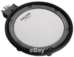 NUX DM5s Digital Electronic Drum Kit USB MIDI Built-in coach + Stool + Sticks