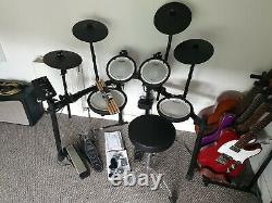 ROLAND TD-1DMK Electronic V-Drum Kit with Additional Cymbal Option