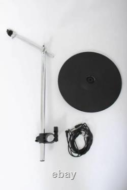 Roland CY-13R 13 Electronic 3 Trigger Ride Cymbal + BOOM + CLAMP + LEADS