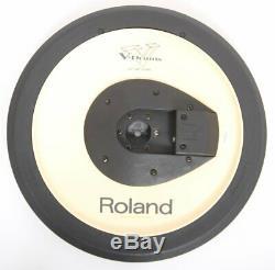 Roland CY-14C 14 Electronic Dual Trigger / Zone Crash Cymbal