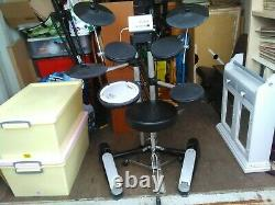 Roland HD1 Electronic Drumkit And Seat
