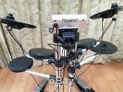 Roland HD-1 Electronic V Drum Lite Kit, excellent condition, with stool