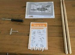 Roland Hd-1 V Electric Electronic Digital Drum Kit Set + Drumsticks Plus Tools