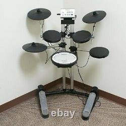 Roland Hd-1 V Electric Electronic Digital Drum Kit x2 Drumsticks Plus Key Tool