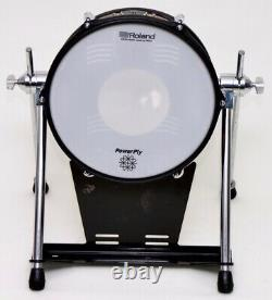 Roland KD-120 Electronic Bass Drum Trigger Pad For Electric TD Kit