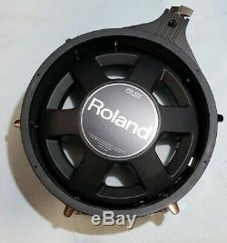 Roland PD-125BK 12 Dual Trigger Mesh Electronic Drum Pad For Electric Kit