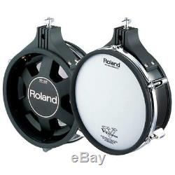 Roland PD-125BK 12 Dual Trigger Mesh Electronic Drum Pad For Electric Kit NEW