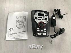 Roland TD11 Module, Electronic Drum Kit Brain Main Unit