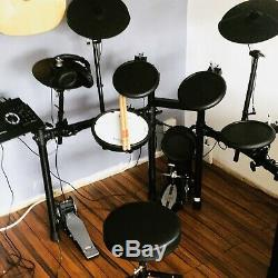 Roland TD17KL V-Drums Electronic Drum Kit And Drum Pedals