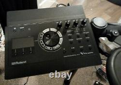 Roland TD17 electronic drum kit