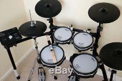 Roland TD25KV Electronic Drum Set With Hardware