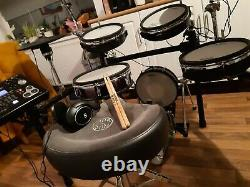 Roland TD30K Electronic Drum Kit + Lots of Extras (TD 15, 20, 25, 27, 30 kv)
