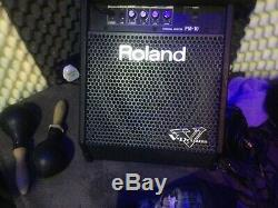 Roland TD50 Electronic Kit with Monitor