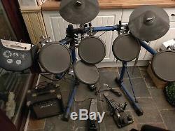 Roland TD6 V Electronic V Drum Kit in good working order