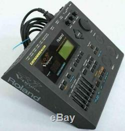 Roland TD-10 TDW1 EXPANDED Electronic Drum Kit Module/Brain + Master 50 Vex Pack