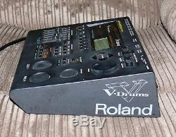 Roland TD-10 V Drums electronic module DRUM brain EXPANDED with TDW-1