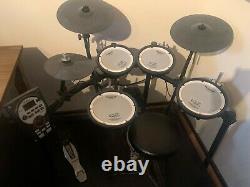 Roland TD-11KV Electronic Drum Kit mat stool V-drums mesh