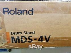Roland TD-11KV Electronic Drum Kit with Stool, kick pedal, headphones BOXED