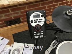 Roland TD-11K Electronic V Drum Kit + Roland PM-10 Amp + All Extras