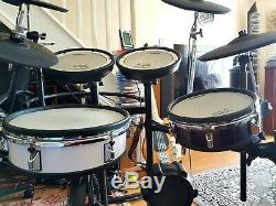 Roland TD 11 Electronic Drums with premium pads