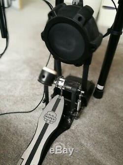 Roland TD-11 Electronic Mesh Head Drum Kit, Stool and Sticks (no headphones)