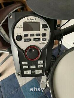 Roland TD-11 Electronic V Drum Kit Mesh Heads