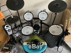 Roland TD-11 electronic drum kit