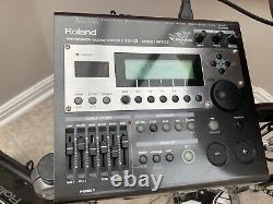 Roland TD-12KV-BK Electronic Drum Kit