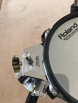 Roland TD-12 Electronic Drumkit 5 Toms
