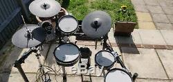 Roland TD-15KV Vdrums Electronic Drum Kit with Free Hi-Hat Stand