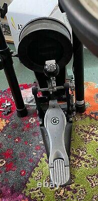 Roland TD-17KVX V-Drums Electronic Drum kit w Gibraltar hi hat stand/kick pedal