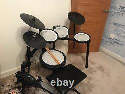 Roland TD-17KV Electronic Drum Kit Excellent Condition
