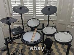 Roland TD-17KV V-Drums Electronic Drum Kit Never Gigged Electric Drums