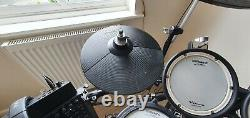 Roland TD-17KV V-Drums Electronic Drum Kit Plus Extras In Excellent Condition