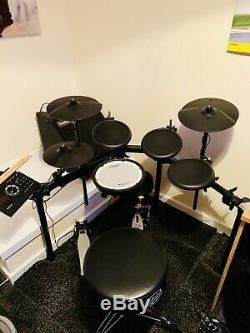 Roland TD-17-L Electronic Drum/Percussion Kit In Immaculate Condition