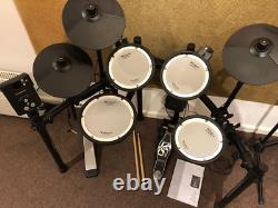 Roland TD-1DMK Electronic Drum Kit Barely Used