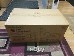 Roland TD-1DMK Electronic V-Drum Kit, BRAND NEW, full Roland warranty