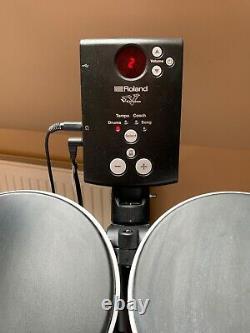 Roland TD-1KV v-drums electronic drum kit with Roland PM-03 Speaker