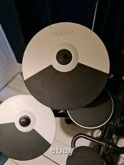 Roland TD-1K V-Drums Electronic Drum Kit including stool
