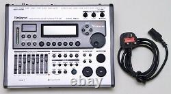 Roland TD-20 Drum Module Brain Electronic V-Drums with Power Supply and Mount