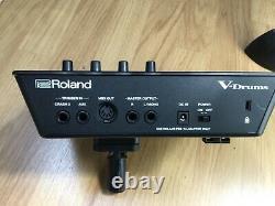 Roland TD-25KV electronic drum kit expanded custom kit