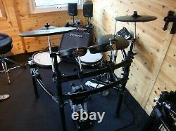 Roland TD-25K Electronic Drum Kit With Extras Collection Only