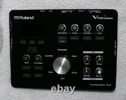 Roland TD-25 V Drums electronic module mount loom power supply manual brain