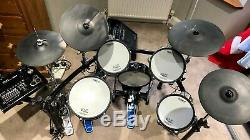 Roland TD-30K V-Drums Electronic Drum Kit with Extras