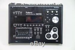 Roland TD-30 Drum Module Brain with Power Cable and Mount Electronic V-Drums