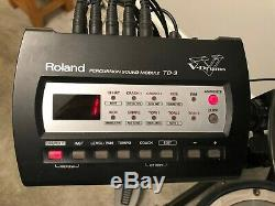 Roland TD-3KW V-Drums Electronic Drum Kit TD-3 TD3