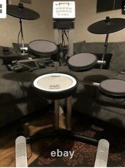 Roland TD-3 Electronic V Drum Kit With Tool Key And New Drum Stick