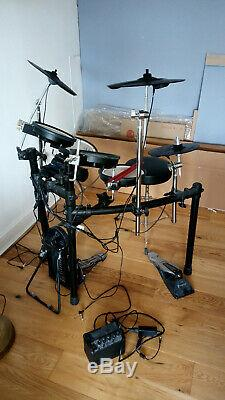 Roland TD-4KX Electric Drumkit V-Series Learn an Instrument Electronic drums